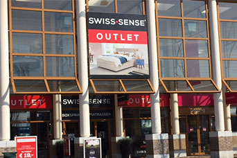 Swiss Sense Outlet Lelystad