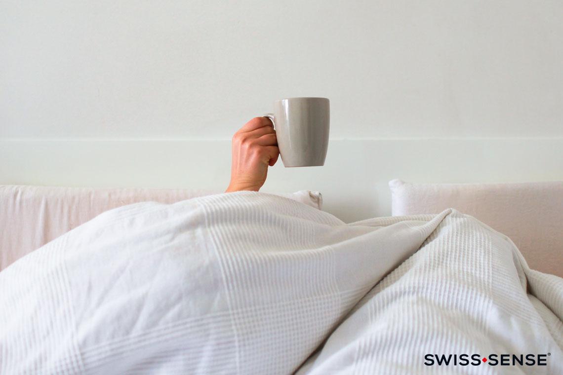 Een Blue Monday zonder zorgen | Swiss Sense