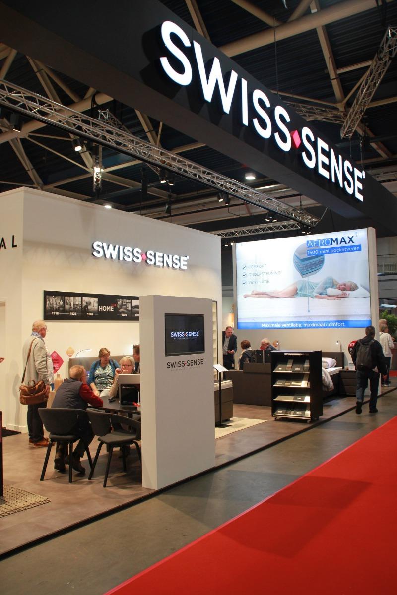 50PlusBeurs met een zilveren randje | Swiss Sense